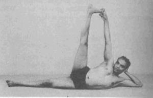 Iyengar Lounging