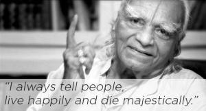 Iyengar death quote yoga